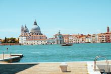 Landscape With Basilica Di Santa Maria Della Salute