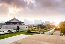 The Ancient City Of Luoyang, Henan, China.