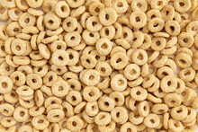 Cereal Cheerios Background, Delicious Rings Breakfast Cereal