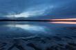 Sunrise on the Vistula River, Ciszyca, Konstancin Jeziorna, Mazowsze, Poland