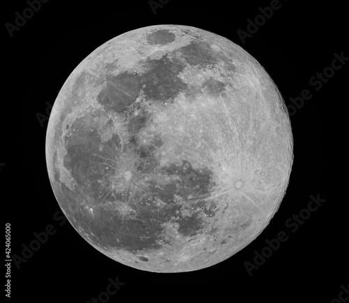 Fototapeta Full moon obraz