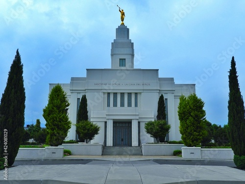 Fotografering latter day saints temple