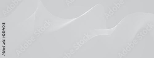 Fototapeta Abstract line curve background obraz