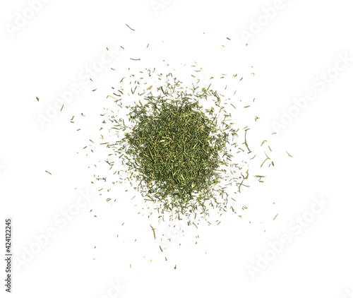 Photo Dry Dill, Dried Fennel, Dill Weed Powder
