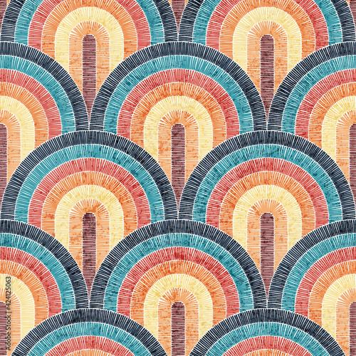 Tapety Boho   haftowany-wzor-falisty-czeski-nadruk-patchworkowa-ozdoba-ilustracja-wektorowa