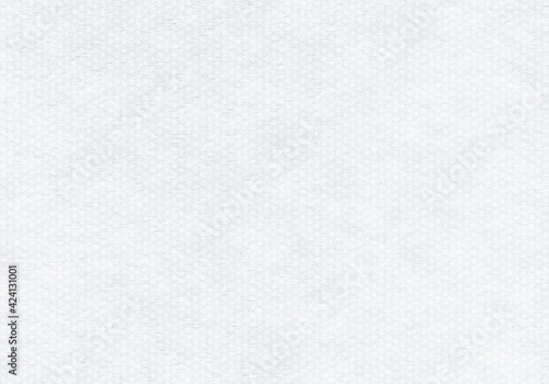Fototapeta 背景_バック_テクスチャ_和紙_191_白 obraz