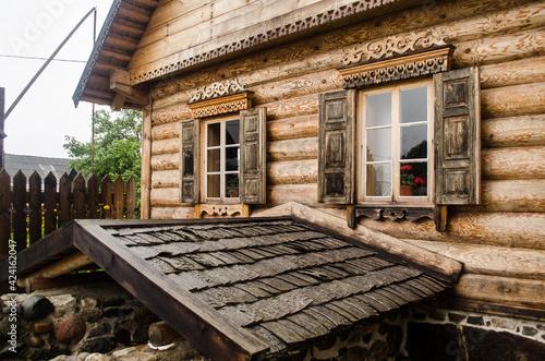 Foto Russian Old Believers village in Latvia, Slutiski