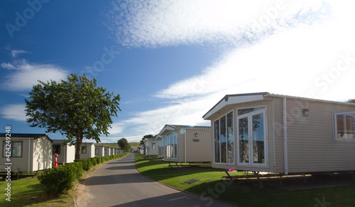 Foto West country static caravan site for a staycation
