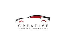 Car, Auto, Automotive Logo Template Elements