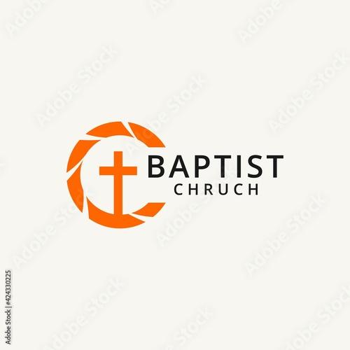 Fotografia Church logo