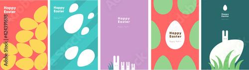 Obraz na plátne Happy Easter