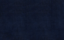 Navy Blue Grainy Leather Seamless High Resolution