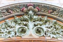 Décoration D'immeuble Art Nouveau à Paris