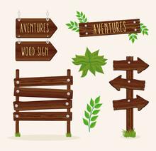 Five Wood Signals