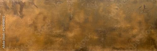 Cuadros en Lienzo Texture of an iron plate