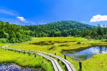 志賀高原 四十八池 池めぐり