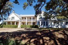 "Stonewall, Texas: The Johnson Family Home, Known As The ""Texas White House"" Was Built By Lyndon B Johnson. The Site Is Now Known As The Lyndon B. Johnson National Historical Park."