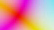 Rozmazane plamy koloru