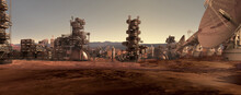 Human Settlement On Mars