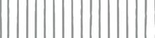 Modern Paint Brush Striped Vector Seamless Border. Grey White Banner With Varying Vertical Handmade Painterly Irregular Stripes. Abstract Design For Ribbon, Edging, Header, Wellness, Summer