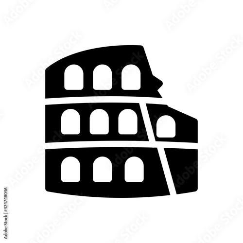 Canvastavla colosseum