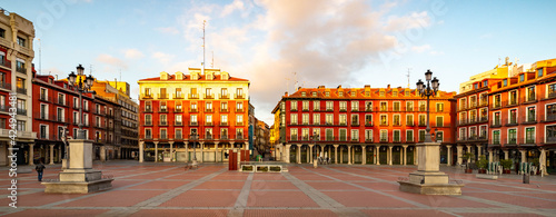 Photographie Valladolid historic and monumental city of old Europe