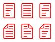 dokument ikona