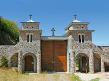 Manastir Vaznesenje - Orthodox Monastery Vaznesenje, Central Serbia, Ovcar-Kablar Gorge, Serbia