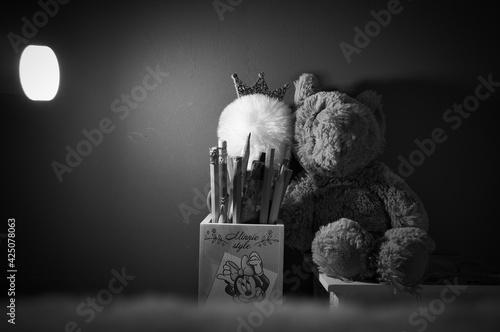 Obraz Miś - fototapety do salonu