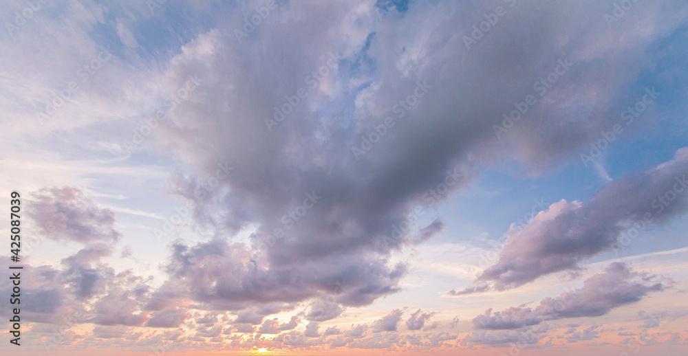Fototapeta Wolken II