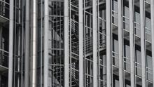 Arhitectura Urbana, Construccion Metalica