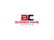 BC Letter Logo, Bc Logo Image Vector For Business