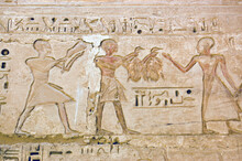 Ancient Egyptian Duck Dinner