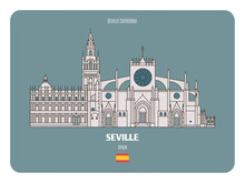 Cathedral Of Seville, Spain