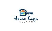 House Keys Logo
