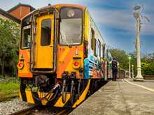 Historic Train  Pingxi Line