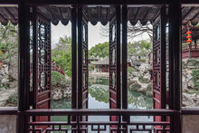 Retreat Reflection Garden(TuiSi Garden) Is A  Classical Garden In China.Located In Tongli,Jiangsu,China.It Was Built In 1885,it Was Recognized As A UNESCO World Heritage Site.