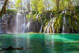 Chorwacja. wodospad