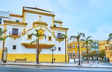 Santo Domingo Convent In Cadiz, Spain