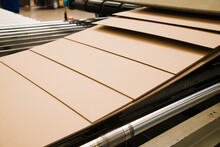 Factory For The Production Of Corrugated Cardboard