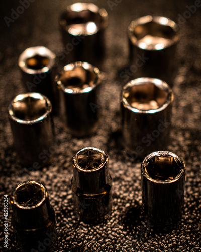 Przedmiot produkt zdjęcie czarne tło