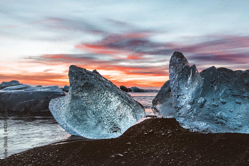 Fototapeta Islandia - Iceland