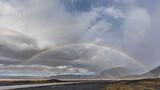 Fototapeta Tęcza - Islandia - Iceland