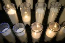 Votive Candle Rack, Featuring Large