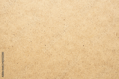 Fototapeta recycle kraft paper cardboard surface texture background obraz