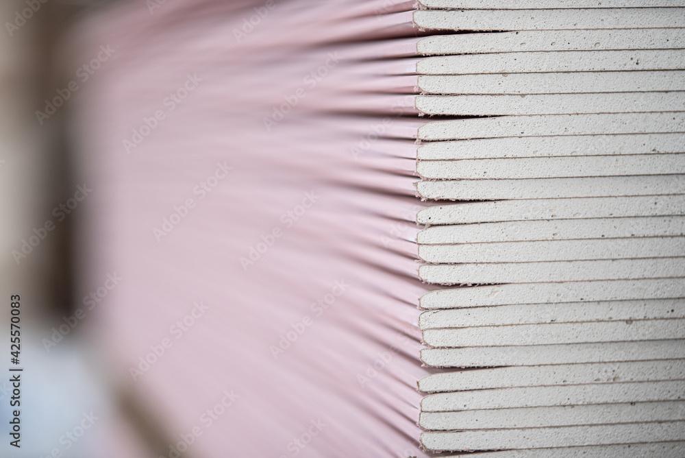 Fototapeta Plasterboard
