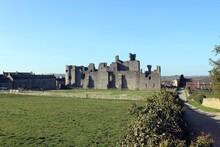 Middleham Castle, North Yorkshire.