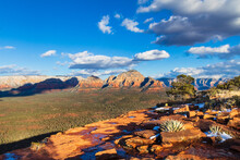 Red Rock Country In Sedona Arizona
