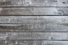 Gray Wood Texture. Grey Wooden Wall Background. Rustic Desks With Knots Pattern. Countryside Architecture Wall. Village Building Construction. Weathered Wood Backdrop. Rusty Grunge Wood Texture.