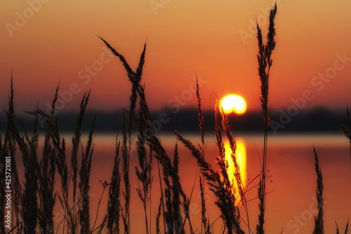Fototapeta sunset obraz